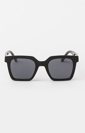 MILAN SUNGLASS IN BLACK
