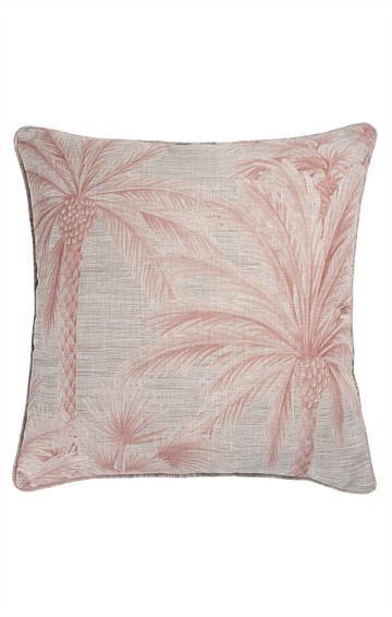 CHUSAN REVERSIBLE INDOOR CUSHION IN GUAVA PRINT