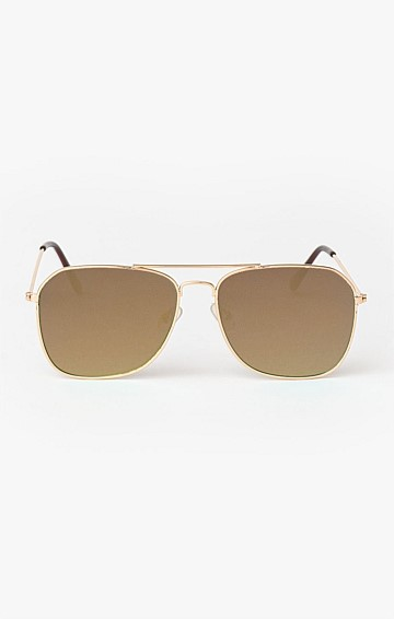INES SUNGLASS IN GOLD