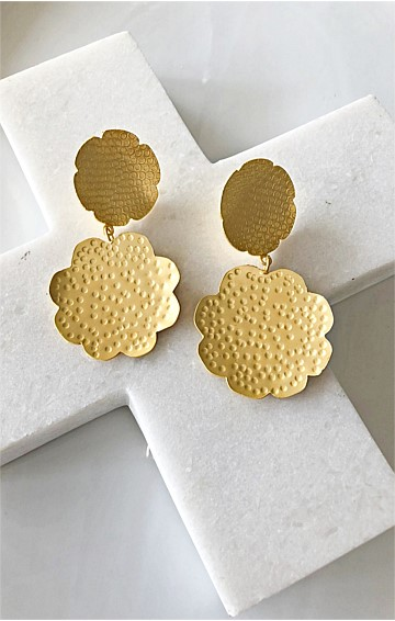 JULIETTE EARRING IN GOLD