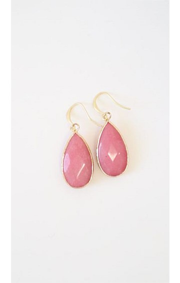 SABI EARRING IN BLUSH