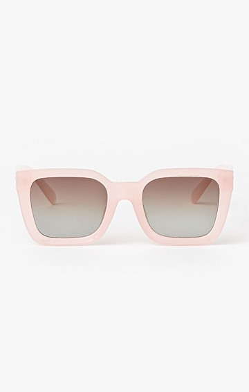 AUDREY SUNGLASS IN CANDY FLOSS