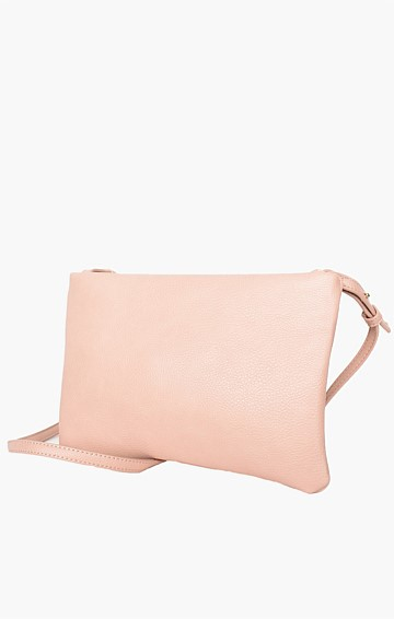 GWEN CROSSBODY BAG IN ROSE PINK