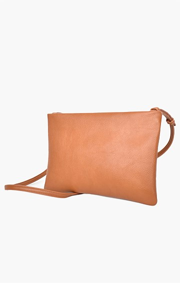 GWEN CROSSBODY BAG IN TAN